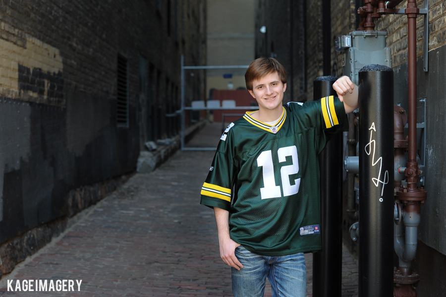 Noah's Senior Photos :: St. Paul, MN