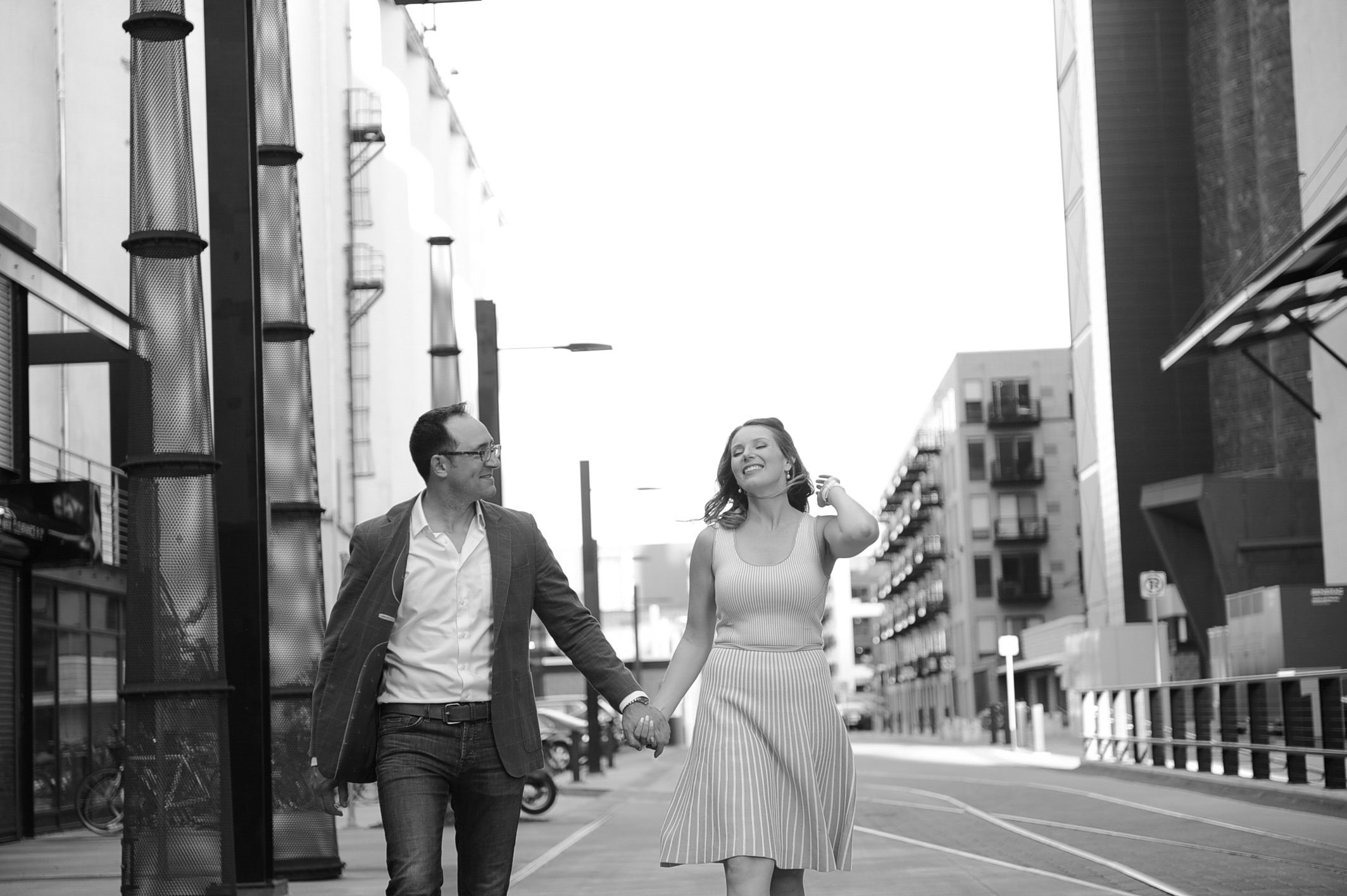 Minneapolis Engagement Session | Natalie & Jarret