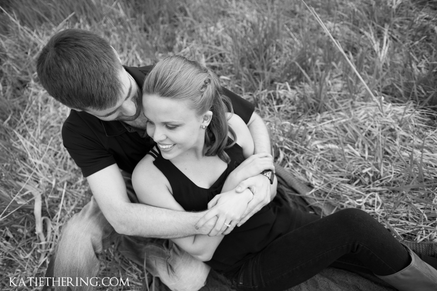 Spring Engagement Photos | Ashley & Brett