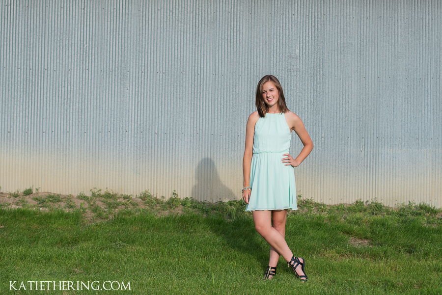 High School Senior Photos www.katiethering.com