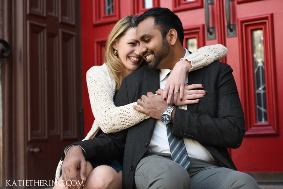 Madison, WI Engagement Photos | Kayla & Steve