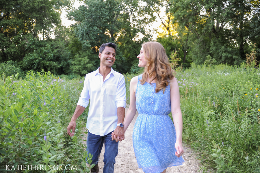 Wood Lake Nature Center | Richfield, MN | Engagement Photos  |Sarah & Terry