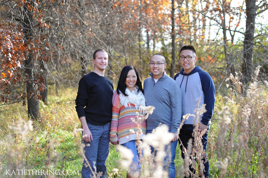 Lake Elmo Fall Family Photos