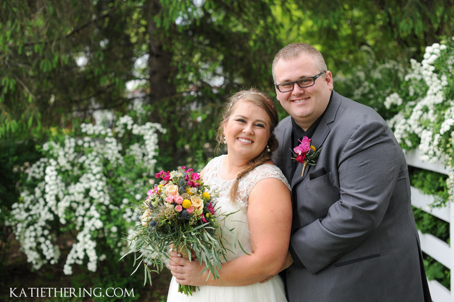 Earle Brown Heritage Center Wedding