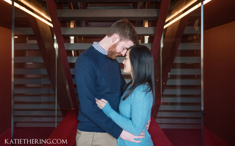 Guthrie Theater Engagement Photos