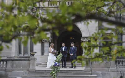 American Swedish Institute Wedding | Sarah & Bryan